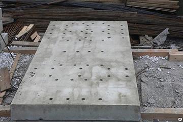 Плиты для подстанций