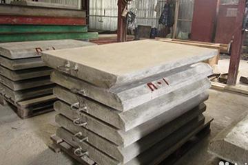 Плиты подкладные для фундаментов