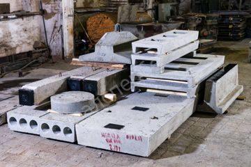 Завод железобетонных изделий ГК Стройиндустрия