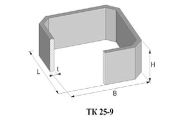 Тепловая камера 3,0 х 3,0 х 4,0