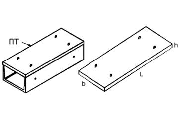 Плита ПТ300.180.14-1,5