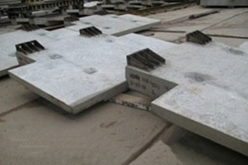 Плиты накладные для фундаментов
