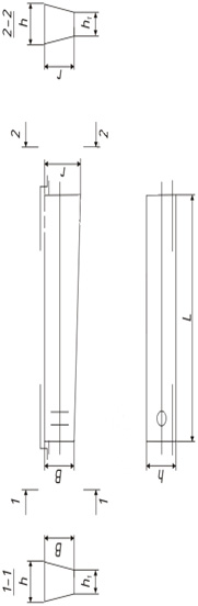 Стойка СВ 164-2-2