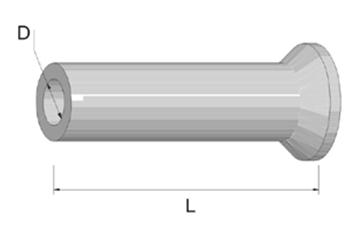 Труба Т-100-30-2