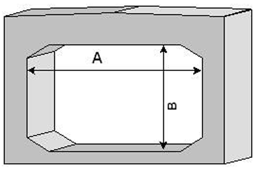 Звено средней части трубы ЗП 8.100